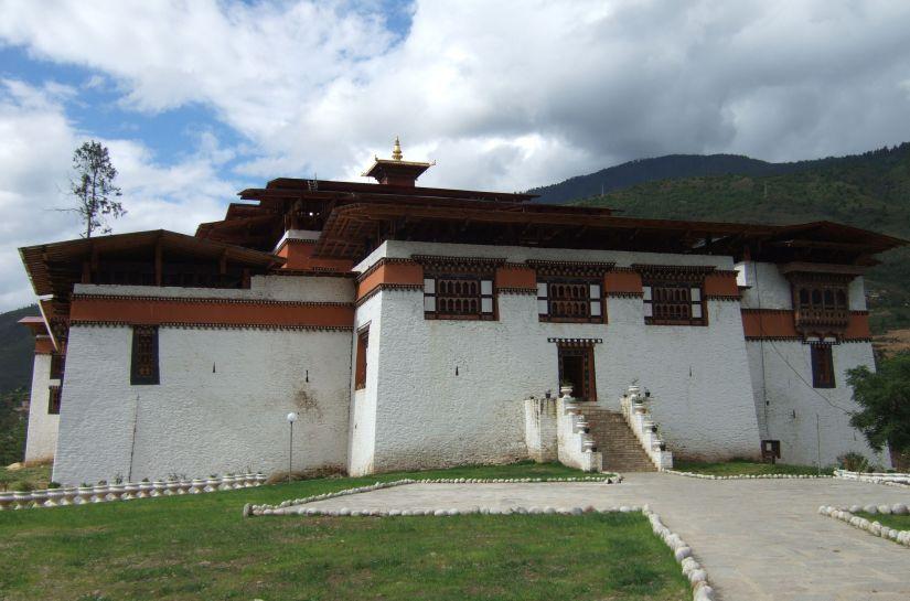 Simtokha_Dzong